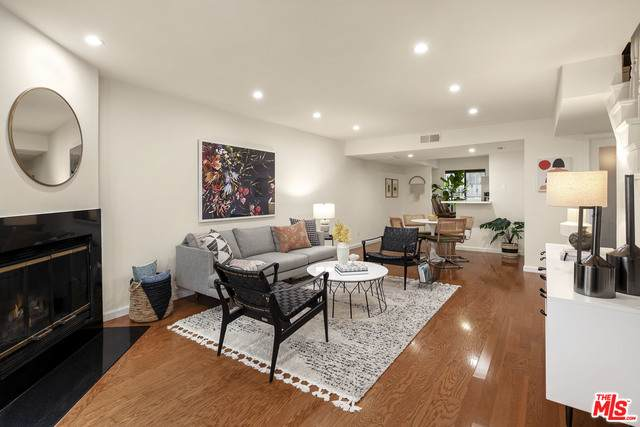 1440 N Fairfax Ave #111, West Hollywood, CA 90046 (#20-651162) :: Lydia Gable Realty Group