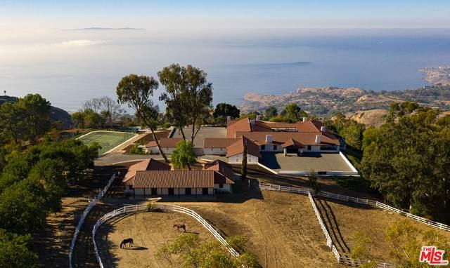 17 E Crest Rd, Rolling Hills, CA 90274 (MLS #20-667008) :: Hacienda Agency Inc