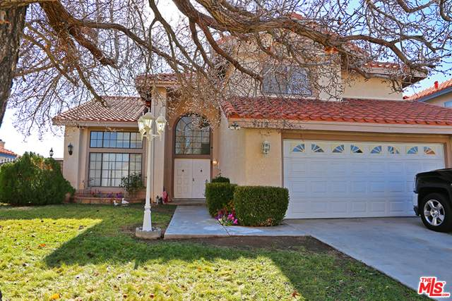 3112 Caminito Ln, Palmdale, CA 93550 (#20-668394) :: The Pratt Group