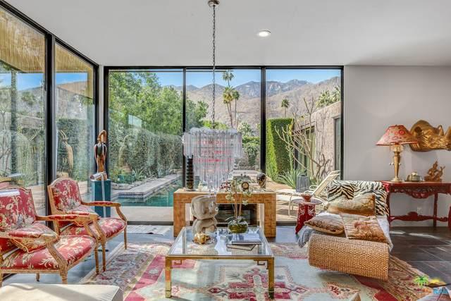 1075 E Suntan Ln, Palm Springs, CA 92264 (#21-696568) :: TruLine Realty