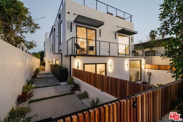 656 California Ave, Venice, CA 90291 (#21-696950) :: The Grillo Group