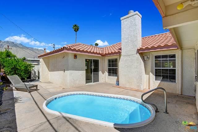 3863 E Calle San Antonio, Palm Springs, CA 92264 (#21-720218) :: The Pratt Group
