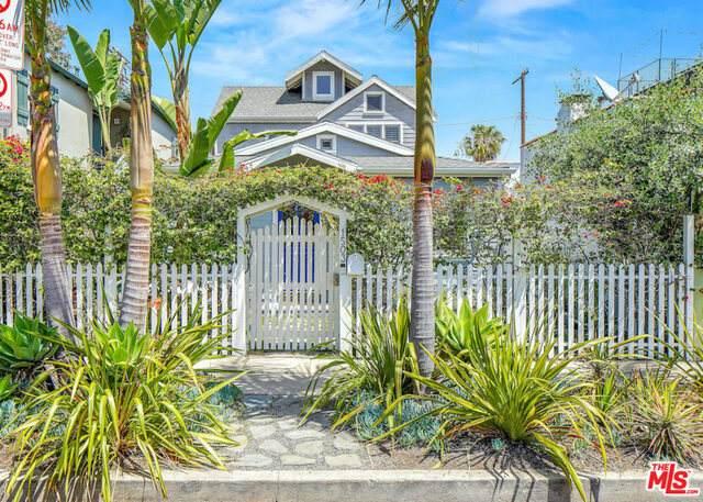 1503 Cabrillo Ave, Venice, CA 90291 (#21-728524) :: The Grillo Group