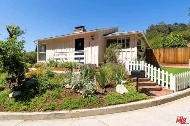 1843 Vista Del Verde Dr, Glendale, CA 91208 (#21-746904) :: Montemayor & Associates