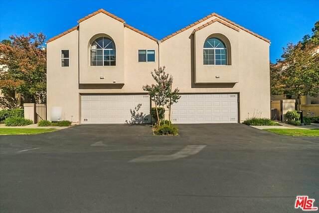 11326 Old Ranch Cir, Chatsworth, CA 91311 (#21-748168) :: The Pratt Group
