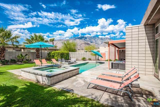 1070 Azure Ct, Palm Springs, CA 92262 (MLS #21-766670) :: Brad Schmett Real Estate Group