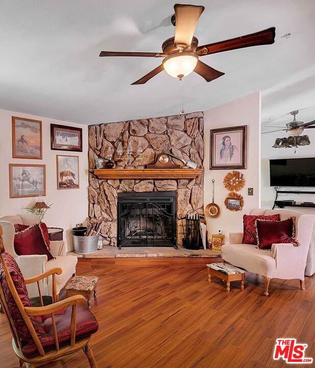 130 W. Juniper Ridge Lane, Acton, CA 93550 (#19484048) :: TruLine Realty