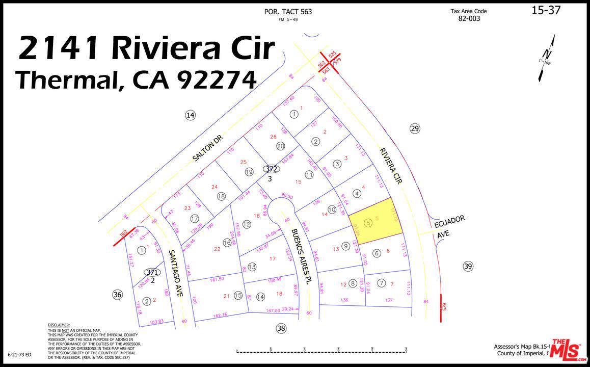 2141 Riviera Cir - Photo 1