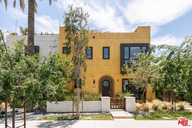 6364 W June Pl, Los Angeles, CA 90038 (#20-589092) :: Compass