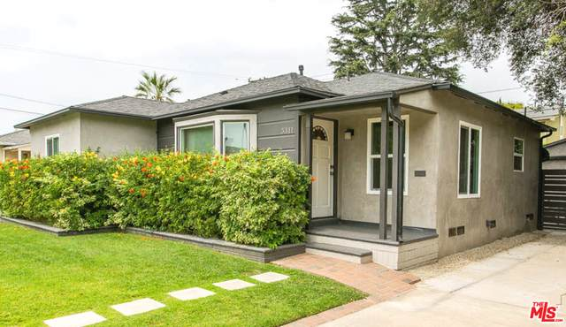 5311 Kalein Dr, Culver City, CA 90230 (#20-592996) :: Randy Plaice and Associates