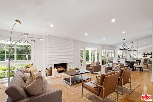 15857 Beaver Run Rd, Canyon Country, CA 91387 (#21-679498) :: Berkshire Hathaway HomeServices California Properties