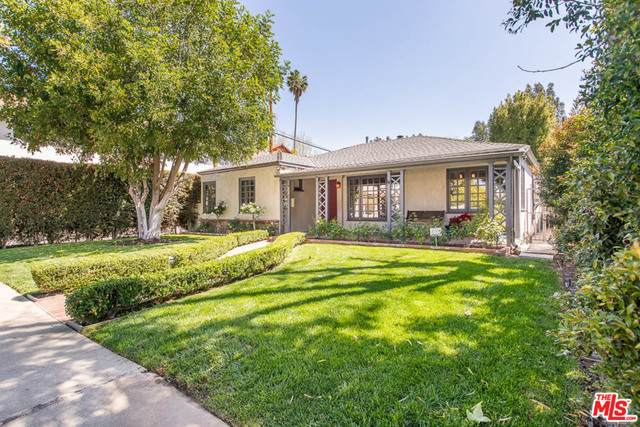 4338 Ben Ave, Studio City, CA 91604 (#21-716610) :: Compass