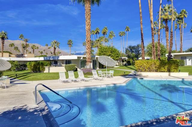 1855 E Ramon Rd #3, Palm Springs, CA 92264 (#21-747250) :: The Grillo Group