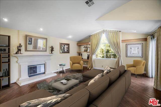 11326 Old Ranch Cir, Chatsworth, CA 91311 (#21-748168) :: Montemayor & Associates