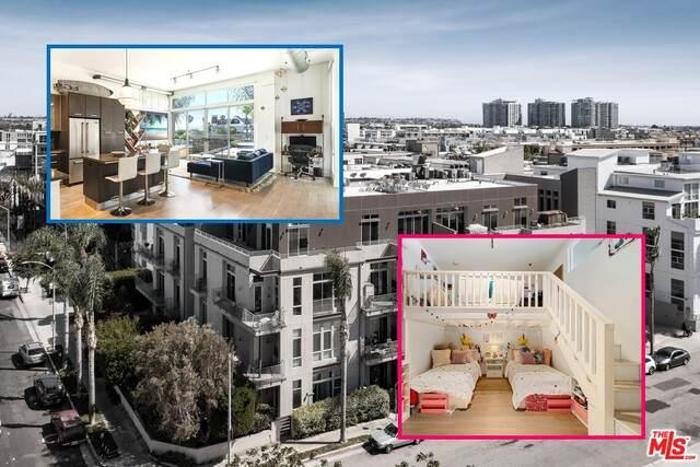 13320 Beach Ave #303, Marina Del Rey, CA 90292 (#21-750382) :: TruLine Realty