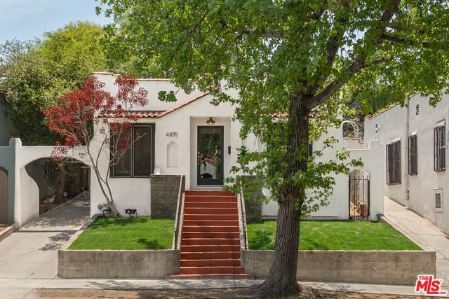 4870 Stratford Rd, Los Angeles, CA 90042 (#21-750238) :: The Pratt Group