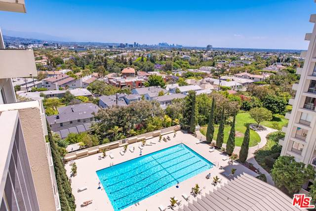 2160 E Century Park East 905N, Los Angeles, CA 90067 (#21-738056) :: The Grillo Group