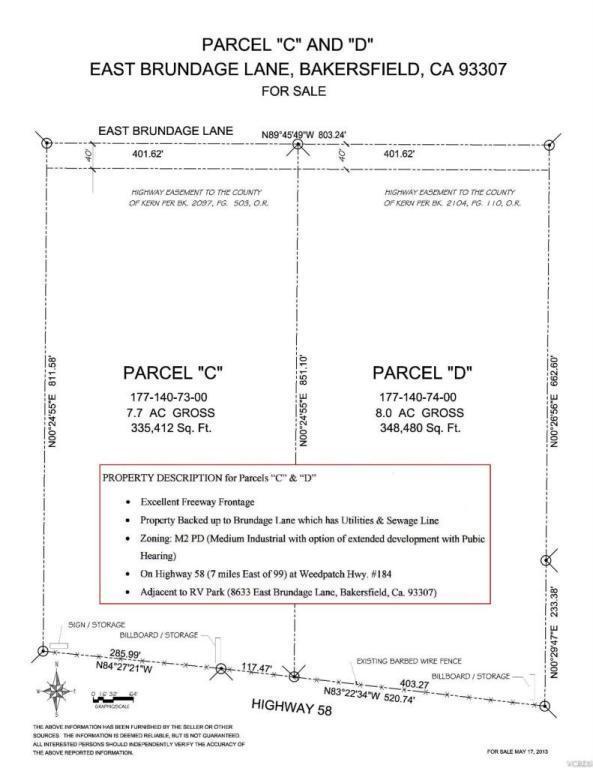 E Brundage Lane, Bakersfield, CA 93307 (#216015514) :: Lydia Gable Realty Group