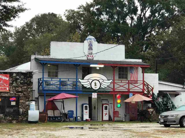 1404 N 10th, Arkadelphia, AR 71923 (MLS #16017509) :: Truman Ball & Associates - Realtors® and First National Realty of Arkansas
