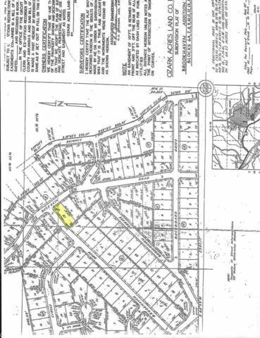 Brookhaven Dr, Ozark Acres, AR 72482 (MLS #17014331) :: United Country Real Estate