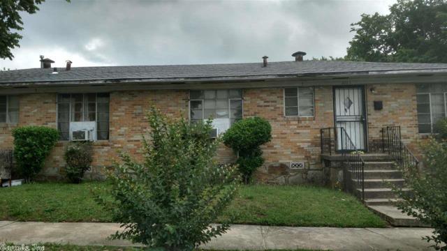 2201 Center, Little Rock, AR 72206 (MLS #17015046) :: Truman Ball & Associates - Realtors® and First National Realty of Arkansas