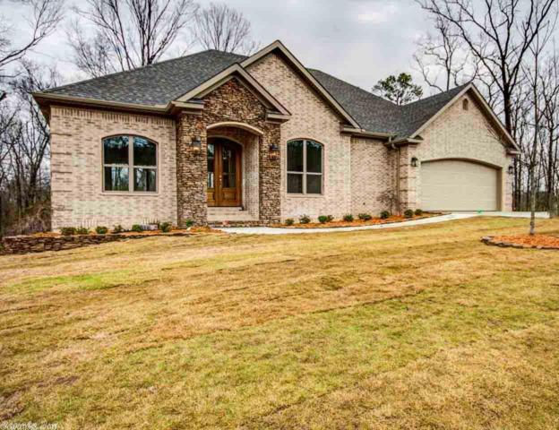 118 Eagle Ridge, Maumelle, AR 72113 (MLS #17025158) :: Truman Ball & Associates - Realtors® and First National Realty of Arkansas