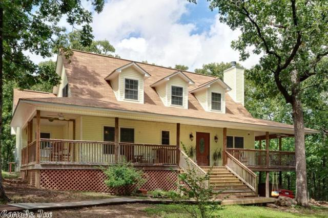 1316 W Justice, Cabot, AR 72023 (MLS #17025370) :: Truman Ball & Associates - Realtors® and First National Realty of Arkansas