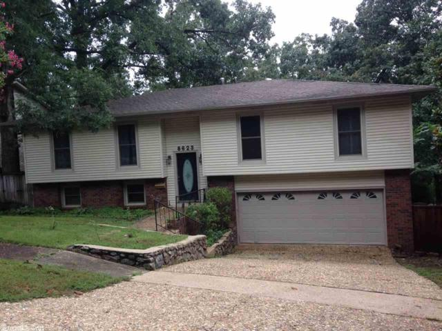8623 Evergreen Dr., Little Rock, AR 72227 (MLS #17025478) :: Truman Ball & Associates - Realtors® and First National Realty of Arkansas
