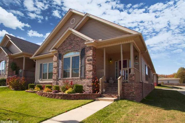 2100 Sage Meadows, Sherwood, AR 72120 (MLS #17025538) :: Truman Ball & Associates - Realtors® and First National Realty of Arkansas