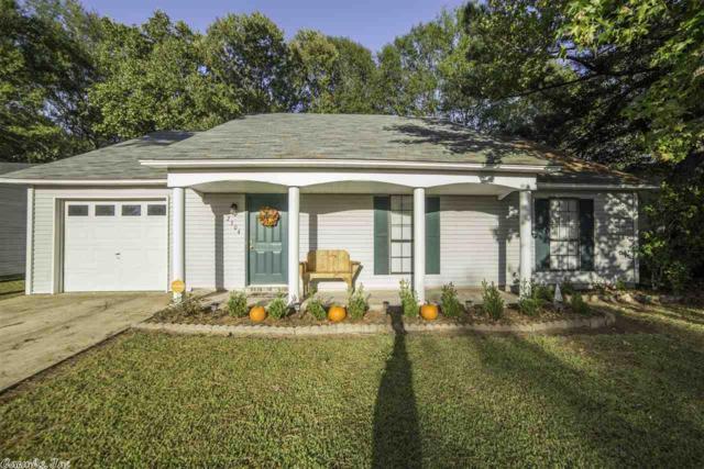 2304 Amber, Bryant, AR 72022 (MLS #17031268) :: Truman Ball & Associates - Realtors® and First National Realty of Arkansas