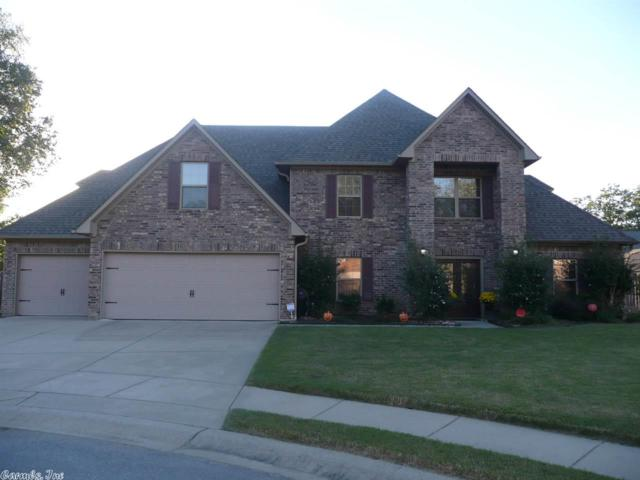3201 S Crescent Drive, Bryant, AR 72022 (MLS #17031486) :: Truman Ball & Associates - Realtors® and First National Realty of Arkansas
