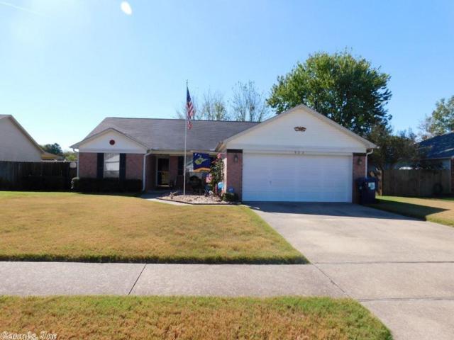 902 Amy, Bryant, AR 72022 (MLS #17031584) :: Truman Ball & Associates - Realtors® and First National Realty of Arkansas