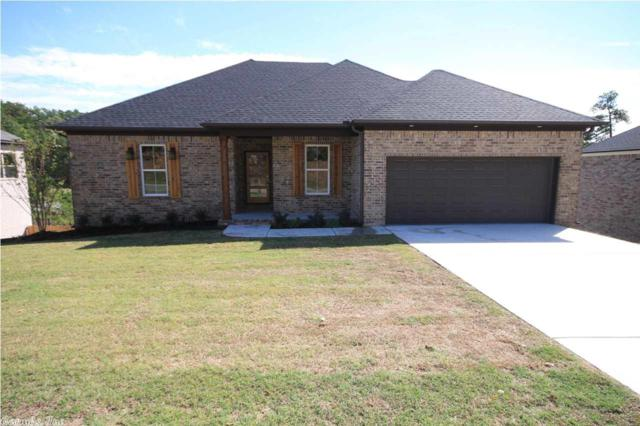 135 Summit Valley, Maumelle, AR 72113 (MLS #17031760) :: Truman Ball & Associates - Realtors® and First National Realty of Arkansas