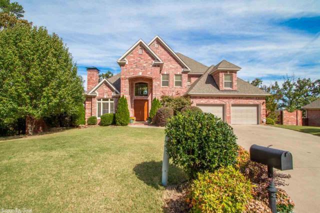 116 Chelle Lane, Little Rock, AR 72223 (MLS #17031788) :: Truman Ball & Associates - Realtors® and First National Realty of Arkansas