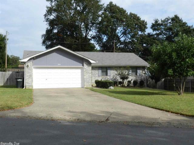 111 Shady Grove, Sherwood, AR 72120 (MLS #17031884) :: Truman Ball & Associates - Realtors® and First National Realty of Arkansas