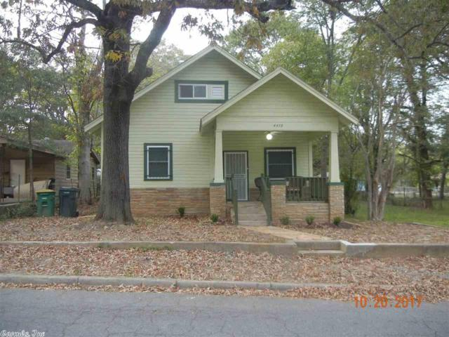 4410 W 25th, Little Rock, AR 72204 (MLS #17031897) :: Truman Ball & Associates - Realtors® and First National Realty of Arkansas