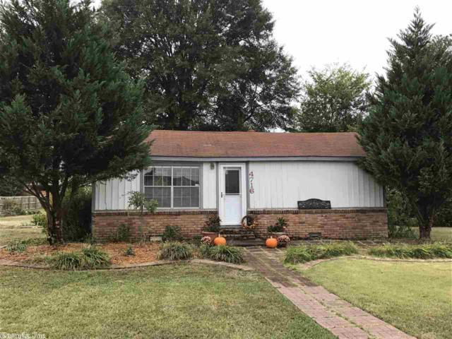 4716 Gooch, Little Rock, AR 72223 (MLS #17031898) :: Truman Ball & Associates - Realtors® and First National Realty of Arkansas
