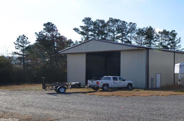 1 Highway 8 E, Mena, AR 71953 (MLS #17033054) :: Truman Ball & Associates - Realtors® and First National Realty of Arkansas