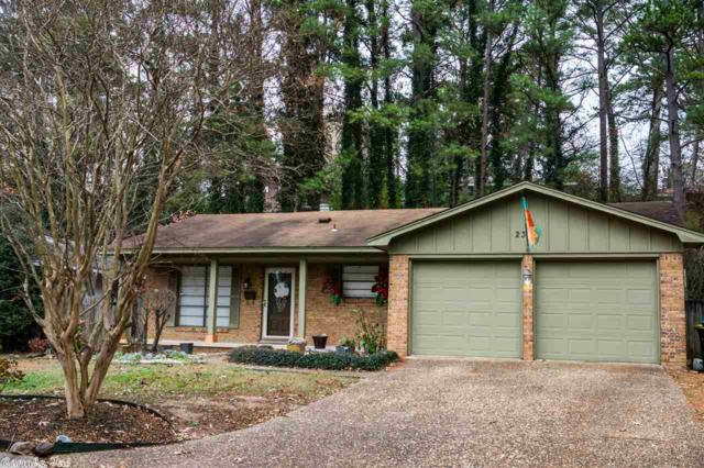 2303 Ridge Park Drive, Little Rock, AR 72204 (MLS #17035940) :: Truman Ball & Associates - Realtors® and First National Realty of Arkansas