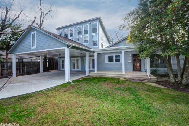 6101 Longwood Road, Little Rock, AR 72207 (MLS #17035943) :: Truman Ball & Associates - Realtors® and First National Realty of Arkansas