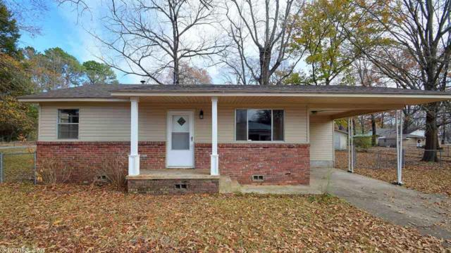 103 S Walnut, Bryant, AR 72022 (MLS #17036037) :: Truman Ball & Associates - Realtors® and First National Realty of Arkansas