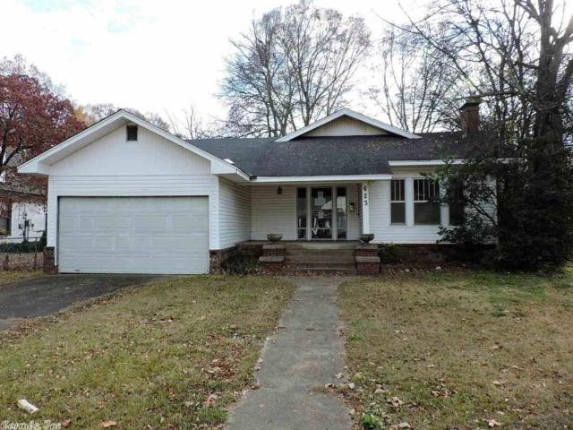 623 Pine Bluff St, Malvern, AR 72104 (MLS #17036055) :: Truman Ball & Associates - Realtors® and First National Realty of Arkansas