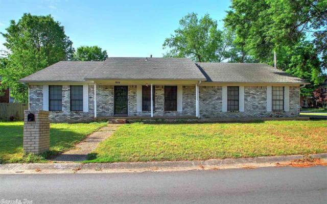 1401 Silvercreek, Sherwood, AR 72120 (MLS #18002111) :: iRealty Arkansas