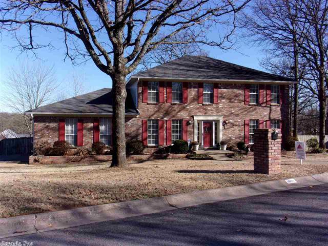 1601 Winbourne, North Little Rock, AR 72116 (MLS #18002112) :: iRealty Arkansas