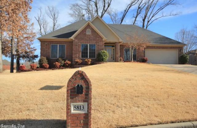 5813 Catalina, Benton, AR 72019 (MLS #18002554) :: Truman Ball & Associates - Realtors® and First National Realty of Arkansas