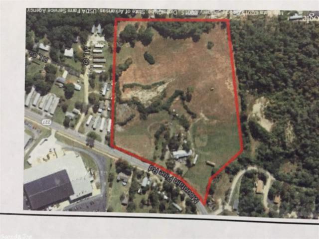 639 Mountain Pine, Hot Springs, AR 71913 (MLS #18004420) :: Truman Ball & Associates - Realtors® and First National Realty of Arkansas