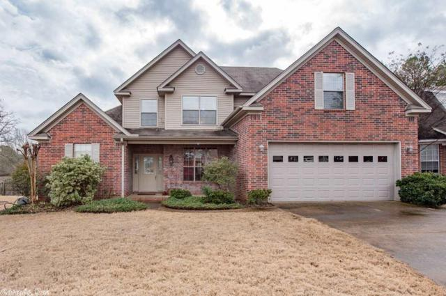 2 Regal, Maumelle, AR 72113 (MLS #18005224) :: Truman Ball & Associates - Realtors® and First National Realty of Arkansas