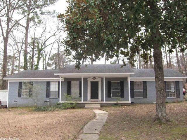 2105 Cedarhurst, Benton, AR 72015 (MLS #18005313) :: Truman Ball & Associates - Realtors® and First National Realty of Arkansas