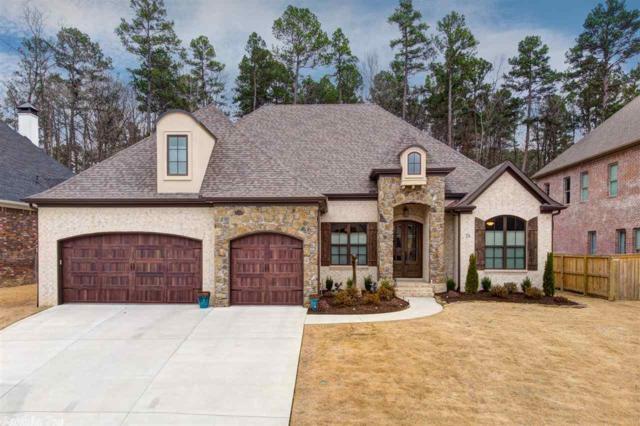 26 Mirabel, Little Rock, AR 72223 (MLS #18005454) :: Truman Ball & Associates - Realtors® and First National Realty of Arkansas
