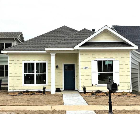 120 Nantucket, Little Rock, AR 72113 (MLS #18005490) :: Truman Ball & Associates - Realtors® and First National Realty of Arkansas